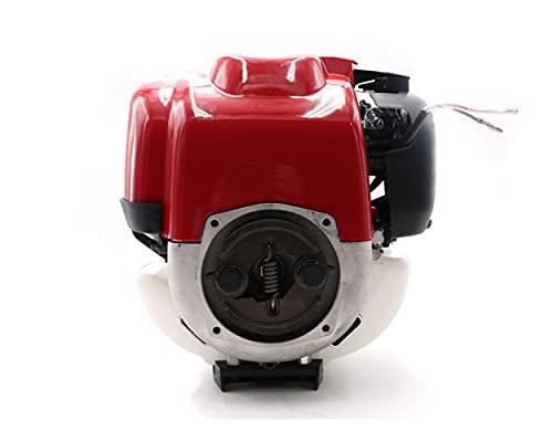 Scooters Carburador para cortadora Cepillo GX35 Motor 35,8 CC Aprobado por la CE 2019 Nuevo Motor Gasolina 4 Tiempos Mercado Accesorios Motor Gasolina 4 Tiempos