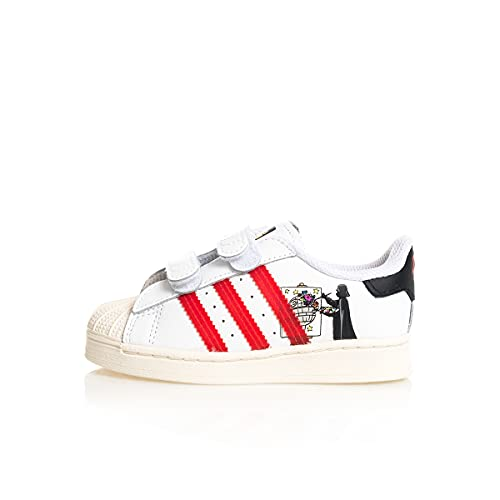Sneakers Bambino Adidas Superstar Cf I Fz0646
