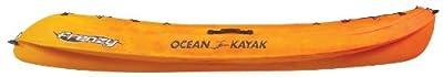 Ocean Kayak 9ft Frenzy Sit-On-Top Recreational Kayak