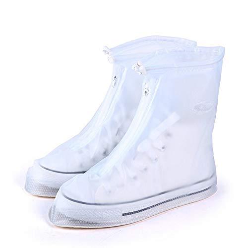 Regenschutz, Fahrradschuhe Abdeckung, Wasserdichte Regen Stiefel Schuhe Abdeckungen für Frauen...