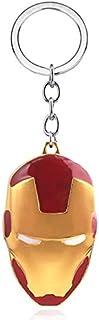 Big Size Thor Hammer Iron Man Infinity Gloves Keyrings Key Chains Men Jewelry