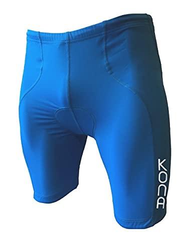 Kona Men's Triathlon Shorts with 2 Rear Pockets for Energy gels