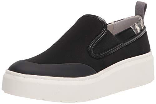 Franco Sarto Women's Lazer Sneaker, Black, 9.5