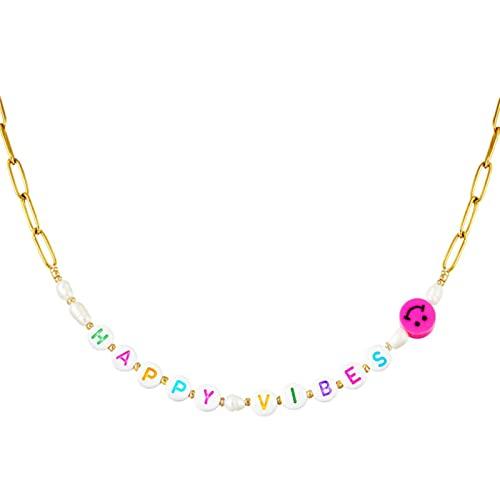 laowang666 Verano925 Collar de Plata esterlina para niñas 2021 Tendencia Clavícula Cadena de Oro Encanto Joyería Fina Regalos de cumpleaños