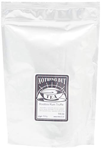 Nothing but Tea Rooibos Rum Truffle Herbal Infusion Pouch, 500 g