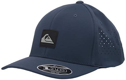 Quiksilver Herren ADAPTED HAT Baseball Cap, Marineblau Blazer, Einheitsgröße