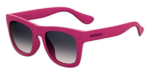 Havaianas PARATY/M LS TDS Gafas de sol, Rosa (Fuchsia/Grey Grey), 50 Unisex Adulto