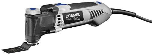 Dremel MM35-01 Multi-Max 3.5-Amp Oscillating Tool Kit with Innovative...