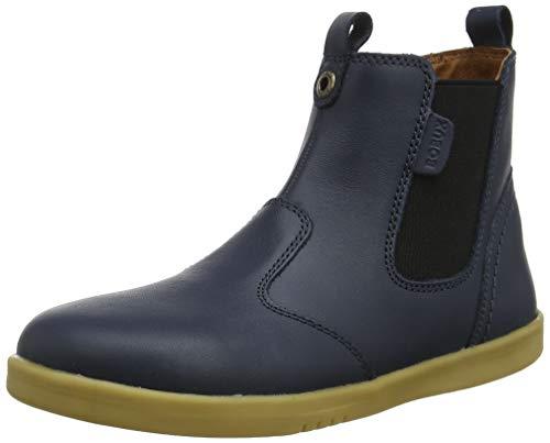 Bobux Unisex-Kinder KP Jodphur Boot Stiefel, Blau (Navy), 27 EU
