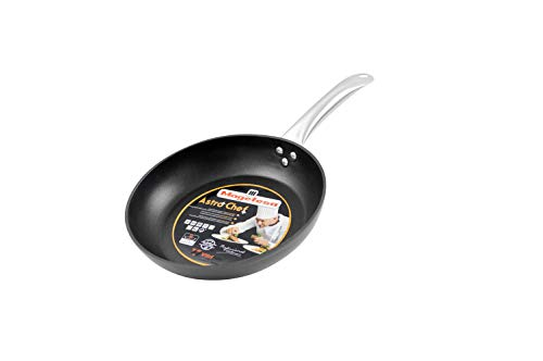 Magefesa Astro Chef Sartén 24 cm de Aluminio Forjado. Mango Profesion