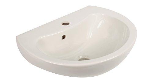 Sanitop-Wingenroth 04816 3 Dio, ägäis, 50 cm-Handwaschbecken