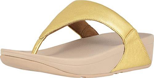 FitFlop Lulu Artisan Gold/Frappe 8 M (B)