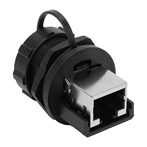 Conector de Ethernet ignífugo del conector RJ45 para la terminación del cable de dataing