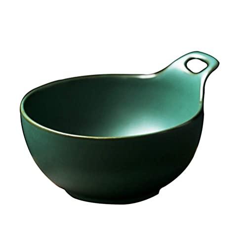 SHBV Cuenco de cerámica para Ensalada Cuenco para Cereales Cuencos para Pasta...