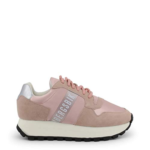 Bikkembergs Sneaker Fend-ER_2087 Mujer Color: Rosa Talla: 38