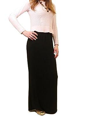 Modal Maxi Skirt SIR-12