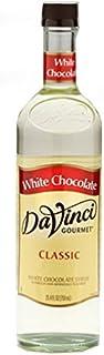 Da Vinci フレーバーシロップ クラッシック ホワイトチョコレート 750ml