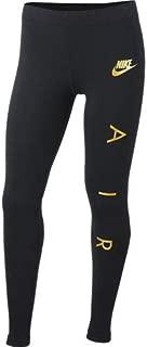 Nike Kids Sportswear Favorites Air1 Tights, Black/Metallic Gold