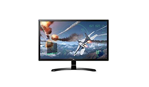 LG 24UD58 24 inch 4K UHD IPS Monitor (3840 x 2160, 2x HDMI, DisplayPort, 250 cd/m2, 5ms, AMD Freesync)