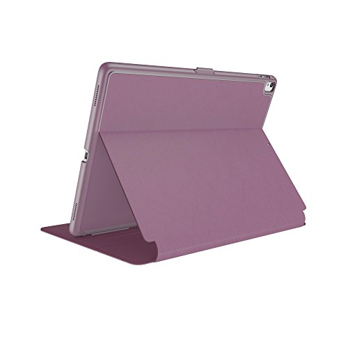 Speck Products BalanceFolio iPad Air (2019) Case (Also fits 10.5-inch iPad Pro), Plumberry Purple/Crushed Purple/Crepe Pink