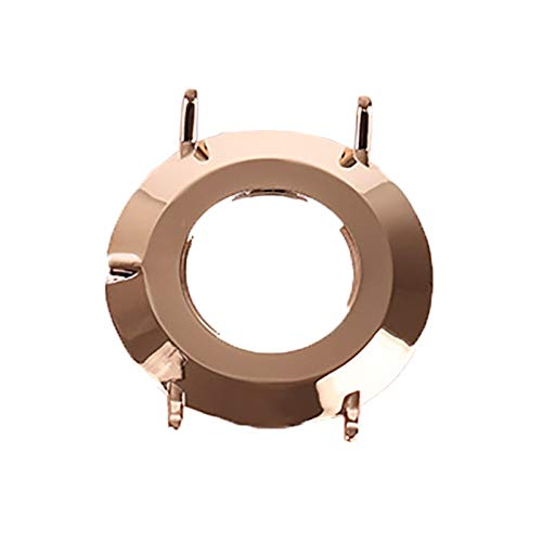 zhangxia Caja de Reloj DW40 para GL20 / 1L22 / VJ20 Movimiento Accesorio Accesorio de Acero Inoxidable de 40 mm Mira Accesorios
