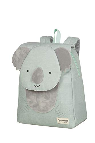 Samsonite Happy Sammies Mochila infantil S+, 33 cm, 11 L, Gris (Koala Kody)