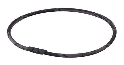 ファイテン(phiten) ネックレス RAKUWAネック ゼネラルモデル カーボンブラック 50cm