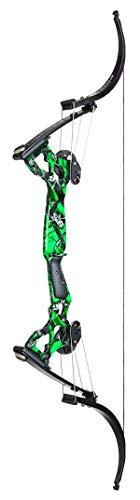 Onieda Eagle Osprey Bow RH (Medium 30-50#, Green Deadfin)