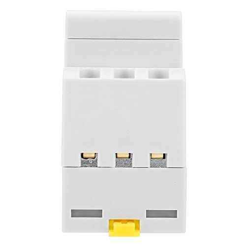 Interruptor de temporizador Interruptor de temporizador digital THC15A LCD Digital para aire acondicionado Cartelera Interruptor de temporizador de carril DIN Interruptores de temporizador