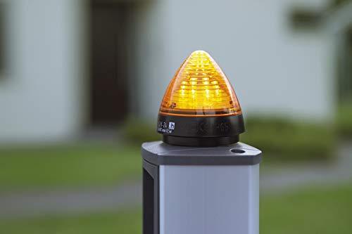 LED-Signalleuchte SLK, gelb 24 V DC
