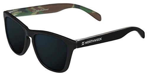 NORTHWEEK Regular Gafas de sol, Camo Original, 45 Unisex