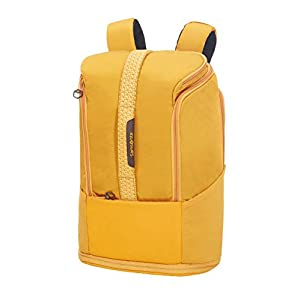 31Yf6Aqq20L. SS300  - Samsonite Hexa-Packs - Mochila para portátil, Amarillo (Dark Yellow)