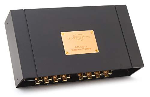 Zapco DSP-Z8 IV II 8-Channel Digital Sound Processor with Digital Streaming