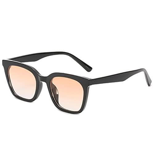 ShSnnwrl Gafas Sol De Hombre Mujer Polarizadas Sunglasses Señoras Atractivas Gafas De Sol Amarillas Diseñador De La Marca De Lujo Gafas De