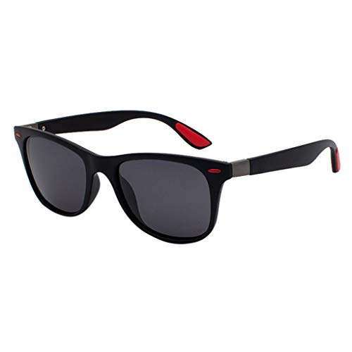 Storerine 4195 Polarisierte Sonnenbrillen Ocean Square Square Vollformat-Sonnenbrillen Anti-Polarisations-UV-Sonnenbrillen Polarisierte sonnenbrille für frauen mann verspiegelte linse mode brille