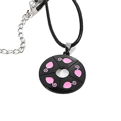 Ladybug Mouse precioso colgante collar gargantilla Lady Bug Chatcosplay disfraz niños joyería para niñas mujer regalo