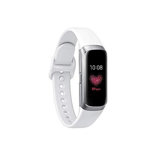 Samsung Galaxy Fit Armband Aktivitätstracker Erwachsene, Unisex, Silber, 0,95