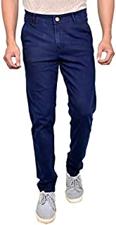 moudlin Slimfit Streach Casual Jeans for Men by Maruti Online