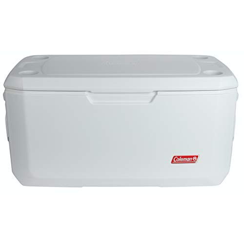Coleman Coastal Xtreme Series Marine Portable Cooler , White, 70 Quart