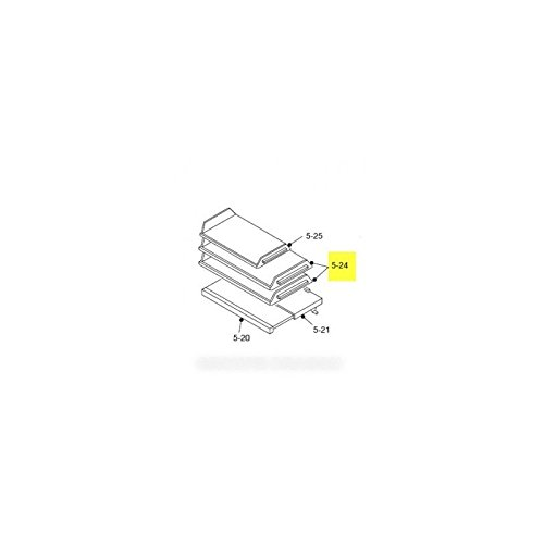 Sharp–Clayette para frigorífico Sharp