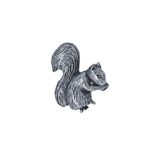 Jim Clift Design Squirrel Lapel Pin - 25 Count