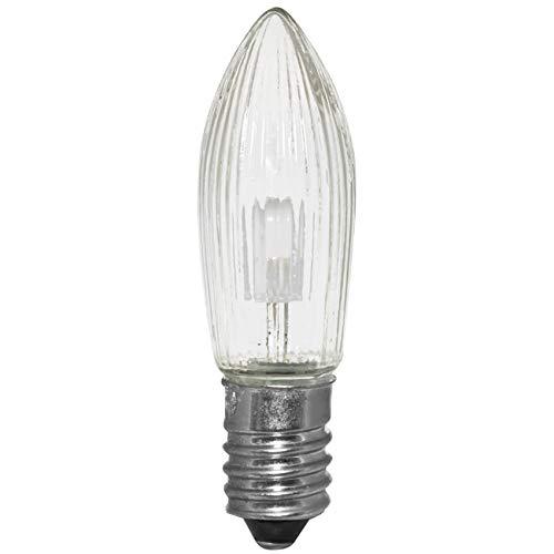Rotpfeil LED-Toplampen 3 x 3 V, 0.1-0.2 W für 15/20/30-er Kette, klar 871 083 5690