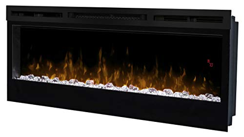 DIMPLEX Prism 50-Inch Wall Mount Linear Electric Fireplace - BLF5051