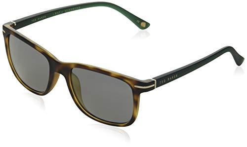Ted Baker Sunglasses Heren Lars Zonnebril, Tortoise, 54/18-145