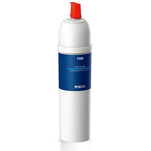 Brita P 3000 Wasserhahn-Wasserfilter, Nachfüller, Ersatz für Küchenarmatur, Wasserstationen, Kartusche