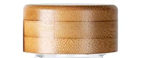 REFYLL Tapa de repuesto original para botella de cristal con funda de fieltro 'pureFyl' (bambú)