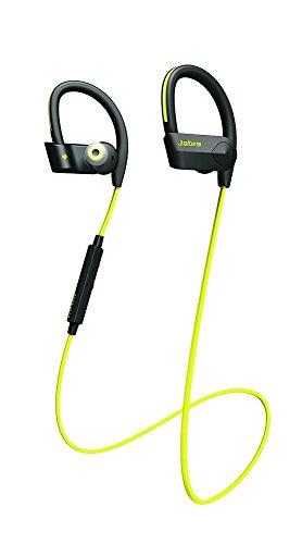Jabra Sport Pace Wireless Bluetooth Kopfhörer (kabelloser Stereo Sport-Kopfhörer, geeignet für Handy, Smartphone, Tablet und PC) gelb