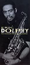 eric dolphy prestige recordings