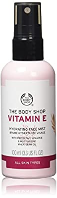 The Body Shop Vitamin E Face Mist 100ml FOR ALL SKIN TYPES by The Body Shop