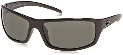 Calcutta Prowler Original Series Fishing Sunglasses, Black